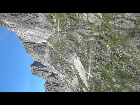 Highest mountain in europe (cable car)