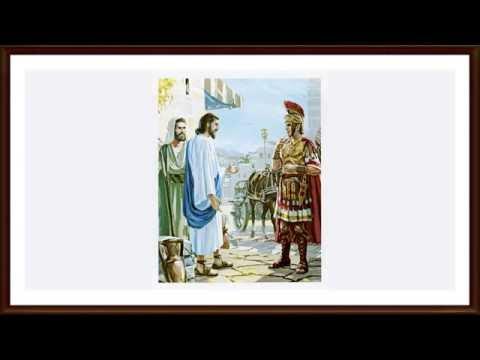 О вере римского сотника — 4-я неделя по Пятидесятнице [1] Православные проповеди — (Мф.8,5-13)