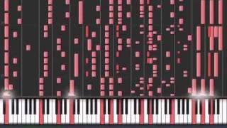 RED ZONE auto remix (Synthesia) レッドゾーン ビートマニアIIDX