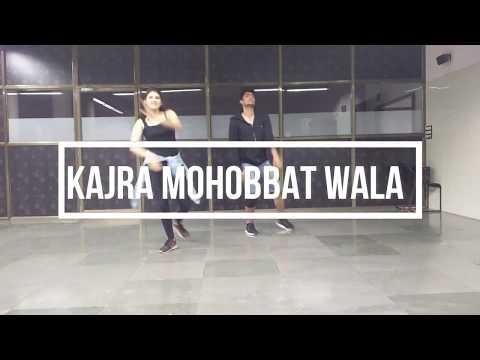 Kajra Mohabbat Wala | Sachet Tandon | Choreography | Saksham & Natasha