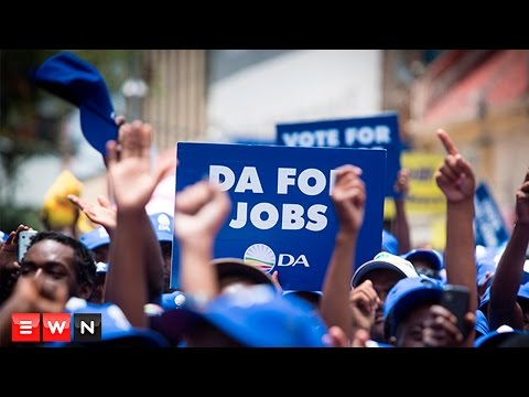 Thousands march for jobs in Johannesburg