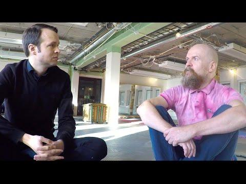 26. Synteism och ett permanent Burning Man i Stockholm (Alexander Bard)