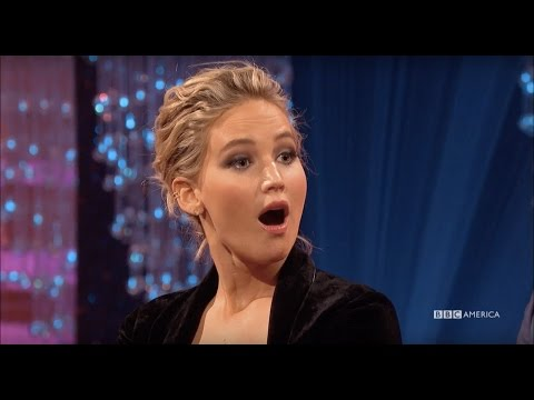 Thumbnail: How Jennifer Lawrence Inspired Jamie Oliver - The Graham Norton Show