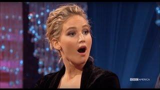 How Jennifer Lawrence Inspired Jamie Oliver - The Graham Norton Show