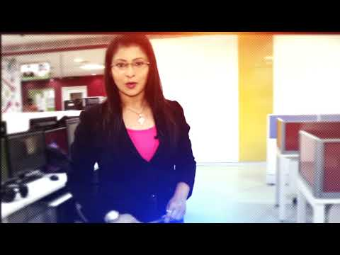 ASSAM NEWS ROOM PROMO etv news18    news graphics    3d graphics