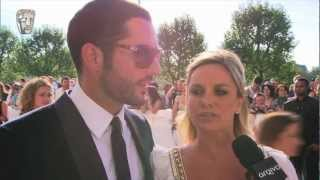 Tom Ellis & Tamzin Outhwaite - Red Carpet