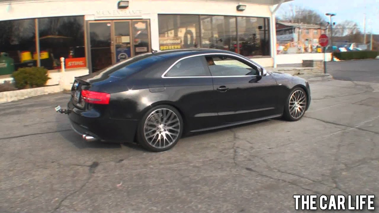 Cleanly Modified Audi S5 Youtube