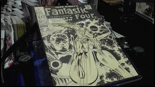 Fantastic Four is the Biggest Comic This Year at SDCC 2017 - IGN Access