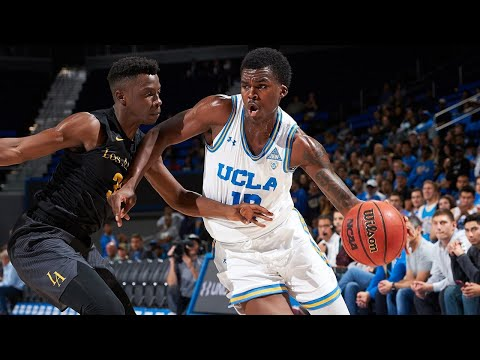 UCLA Downs Cal State Los Angeles, 111-80