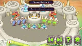 Spectre In My Singing Monsters