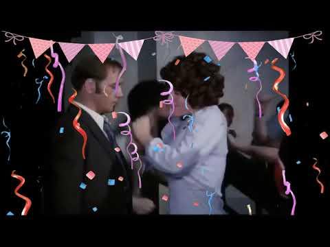 С Днем рождения Поздравление от актеров.Нарезка танцев Прикольное поздравление.