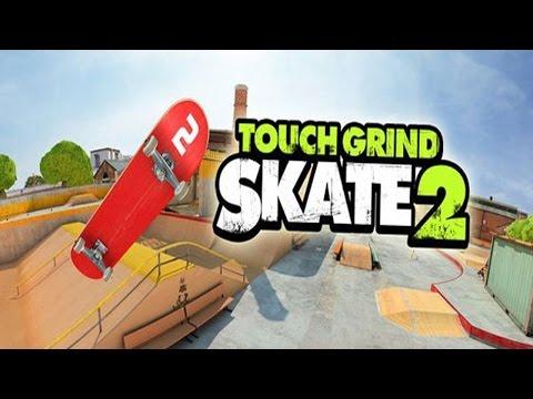 Touchgrind Skate 2 - Качественный симулятор скейтборда на Android