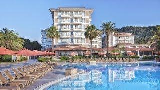 видео akka alinda hotel 5 турция