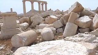Разрушенная исламистами Невеста пустыни залечивает раны