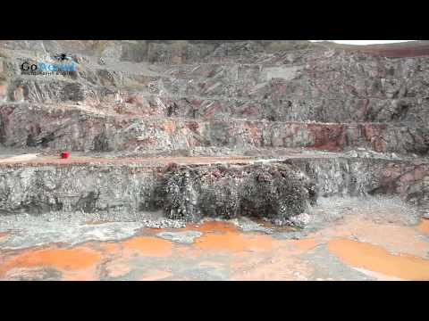 Go Aerial Photography & Video Mineral Extraction Aerial Footage Show reel 2014