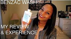 hqdefault - Benzac Acne Wash Review