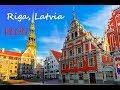 Riga, Latvia (Jurmala, Baltic sea) TRAVEL VLOG #2
