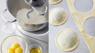 Réaliser une pâte à pâtes fraîches