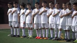 Церемония закрытия курсов Real Madrid Foundation, Алматы(, 2016-04-04T15:28:30.000Z)