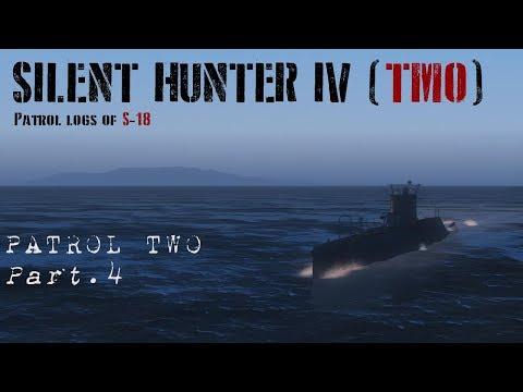 Let's play Silent Hunter 4 (TMO) Patrol 2 Part 4 |