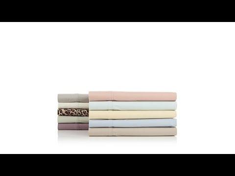 Concierge Collection Ever Clean 4piece Sheet Set