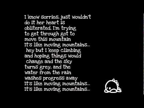 Usher   Moving Mountains Lyrics