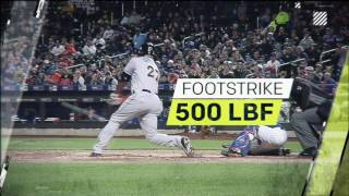 Sport Science: The power behind Judge and Stantons homers