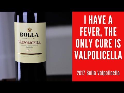 2017 Bolla Valpolicella Red Wine Review