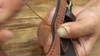 직접 만드는 레트로 핸드백 수제 DIY 재료 천연 가죽…