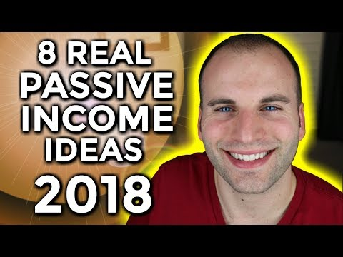 8 Ways To Make Passive Income Online 2018 - How I Made $2500 In A Single Day