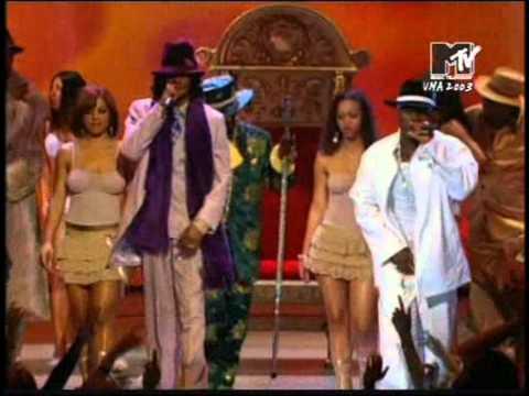 50 Cent PIMP Feat Snoop Dogg  MTV