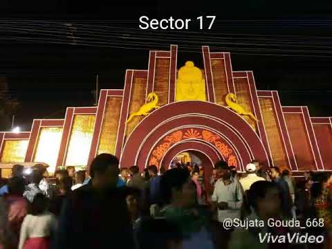 Laxmi Puja at Rourkela 2018 || Maa Mora kede sundara Odia bhajan ||