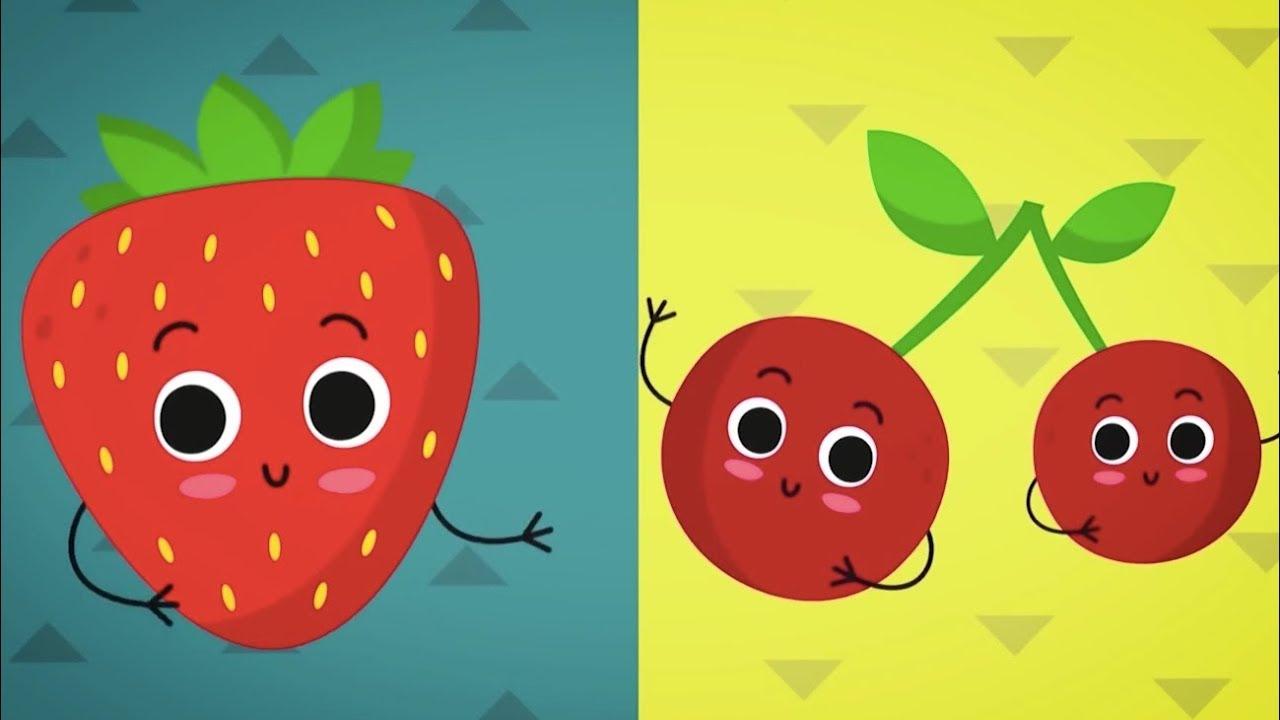 Meyveleri öğreniyorum Bebekler Için Meyveler Okul öncesi Eğitim