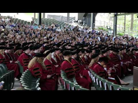 Albany Law School's 165th Commencement Highlights