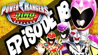 Power Rangers Dino Charge Episode 18 Deep Down Under Review