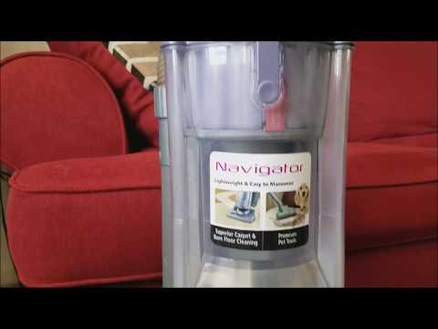 Shark Navigator Vacuum Cleaner Review