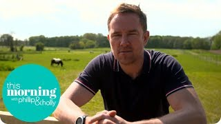 Simon Thomas Learns About Equine Therapy | This Morning