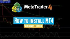 How to download and install MetaTrader 4