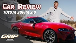 Car Review: Toyota Supra 2.0 – Eure Fragen! I GRIP Originals
