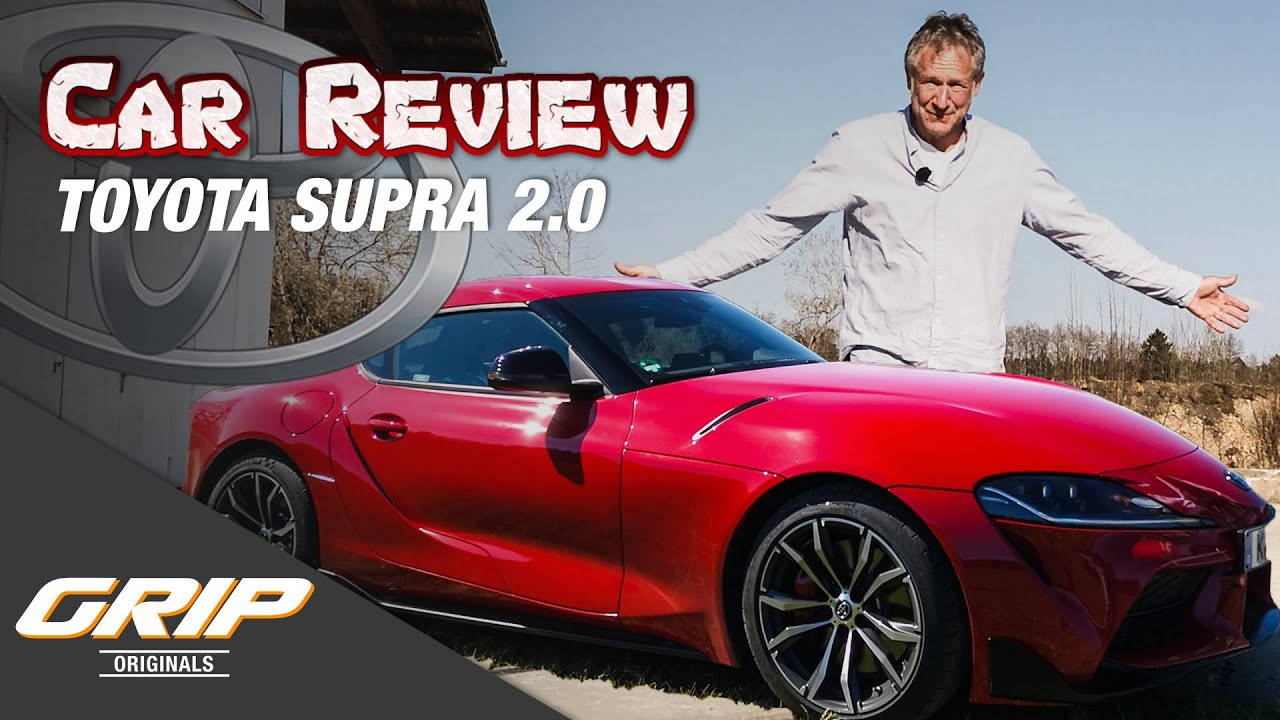 Car Review Toyota Supra 12.12 – Eure Fragen I GRIP Originals