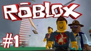 my primer video de roblox