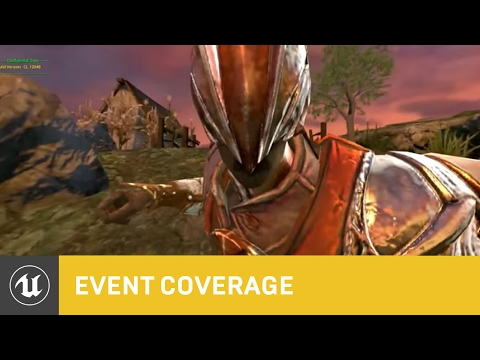 UE4 Wherever You Go: Bringing UE4 to Phones, Tablets & Web | GDC 2015 Event Coverage | Unreal Engine