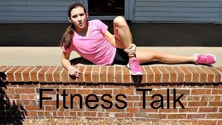 Fitness Talk | My 5 favorite leg exercises! Thumbnail