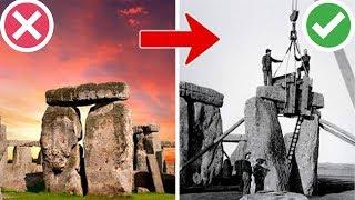 """6 เรื่องจริงประวัติศาสตร์โลกที่ถูก """" บิดเบือน"""" ไปจากความจริง"""