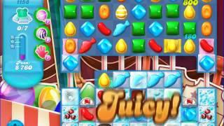 Candy Crush Saga SODA Level 1158 CE