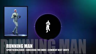 Fortnite - Running Man Emote (Sound, Mp3 and Mp4 Download)