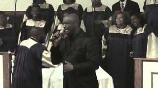 JP singing Marvin Winans