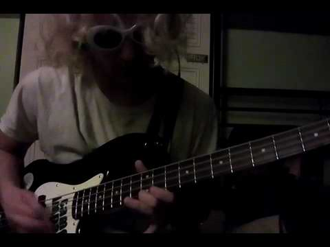 Christian Death- Stairs – Uncertain Journey bass cover/play along mp3