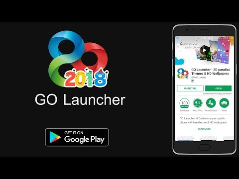 GO Launcher  3D Parallax Themes & HD Wallpapers Android Apps On Google Play