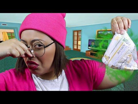 ASMR| Meg Babysits Stewie Roleplay - Meg Griffin Is BACK!